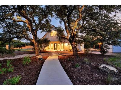 Dripping Springs Single Family Home For Sale: 32164 Mirela Ann
