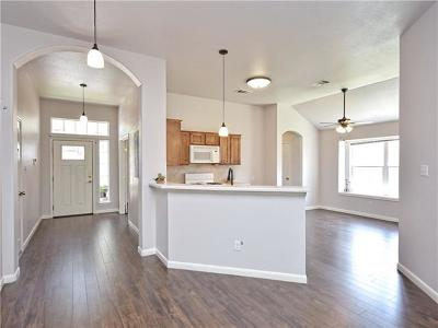 Leander Single Family Home For Sale: 1205 Ridgewood Dr