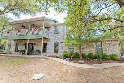 Dripping Springs TX Single Family Home For Sale: $485,000