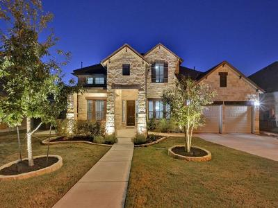 Austin Single Family Home Pending - Taking Backups: 165 Archipelago Trl