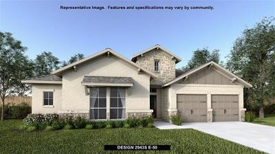 Georgetown Single Family Home For Sale: 616 Breezygrass Way