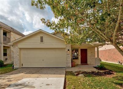 Hays County, Travis County, Williamson County Single Family Home Pending - Taking Backups: 5925 Silver Screen Dr