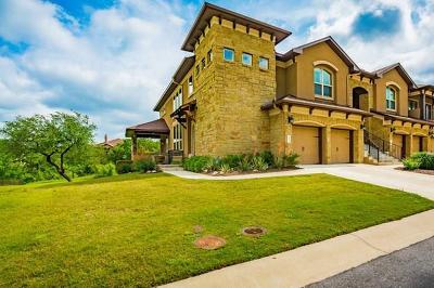 Austin, Lakeway Condo/Townhouse Pending - Taking Backups: 401 Bellagio Dr #24C