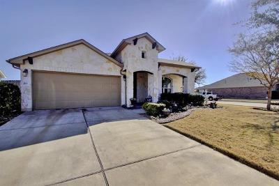 Hutto Single Family Home For Sale: 301 Hendelson Ln