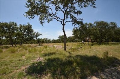 Driftwood Residential Lots & Land For Sale: 843 Covered Bridge Dr