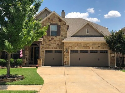 Hays County, Travis County, Williamson County Single Family Home Coming Soon: 4623 Monterosa Ln