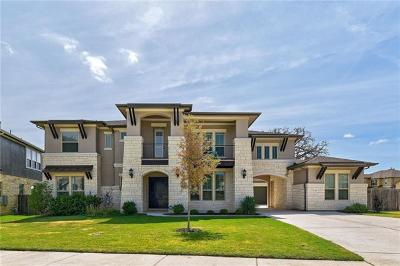 Pflugerville, Round Rock Single Family Home For Sale: 100 Nautical Cir