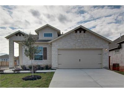 Liberty Hill Single Family Home For Sale: 509 Vista Portola Loop