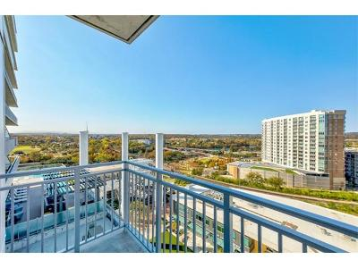 Travis County Condo/Townhouse For Sale: 222 West Ave #1210