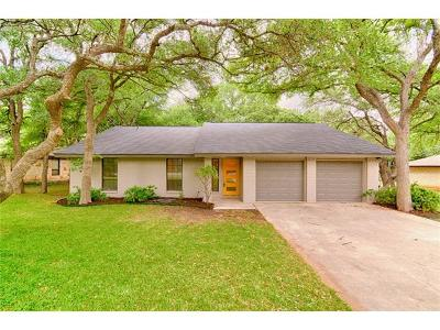 Georgetown Single Family Home For Sale: 4306 E Cordoba Cir