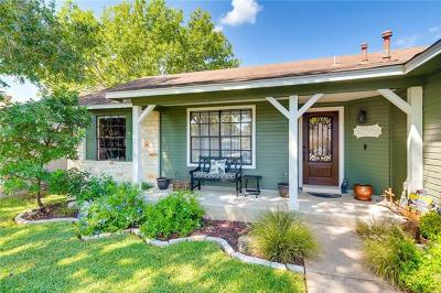 Austin Single Family Home For Sale: 9014 Palace Pkwy