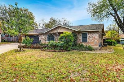 Single Family Home For Sale: 8201 Easter Cv