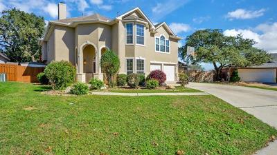New Braunfels Single Family Home Pending - Taking Backups: 19 Oak Mist