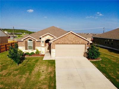 Killeen Single Family Home For Sale: 6204 Taffinder Ln
