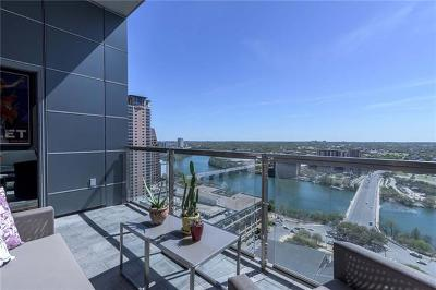 Condo/Townhouse Pending - Taking Backups: 210 Lavaca St #2304