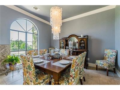 Dripping Springs Single Family Home Active Contingent: 150 White Wash Way