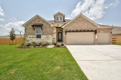 Bastrop Single Family Home For Sale: 127 Edgewater Trl