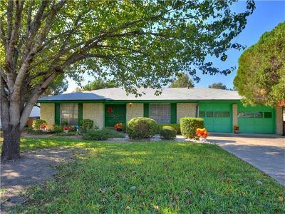 Austin Single Family Home For Sale: 7210 Geneva Dr