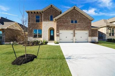 Pflugerville Single Family Home For Sale: 3613 Winter Wren Way