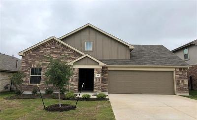 Leander Single Family Home For Sale: 148 Pine Island Ln