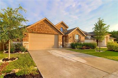 Round Rock TX Single Family Home For Sale: $340,000