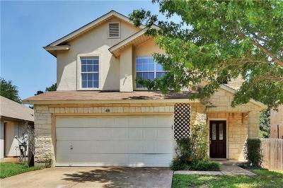 Cedar Park Single Family Home For Sale: 408 Woodford Dr