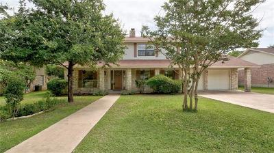 Austin Single Family Home For Sale: 7314 Danwood Dr