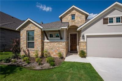 Pflugerville Single Family Home For Sale: 18021 Monarch Butterfly Way
