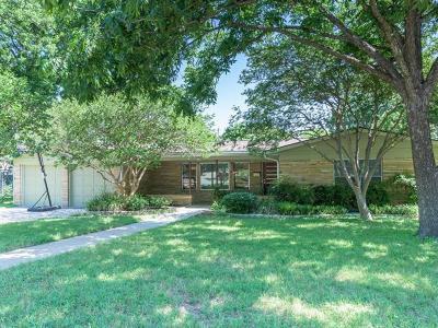 Single Family Home For Sale: 2606 Pegram Ave