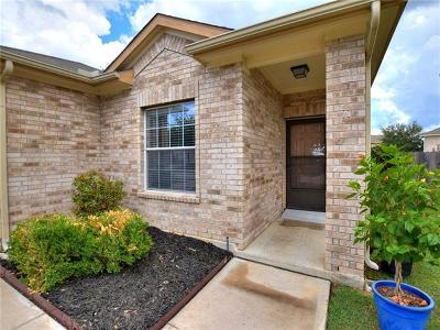 Leander Single Family Home For Sale: 211 Housefinch Loop