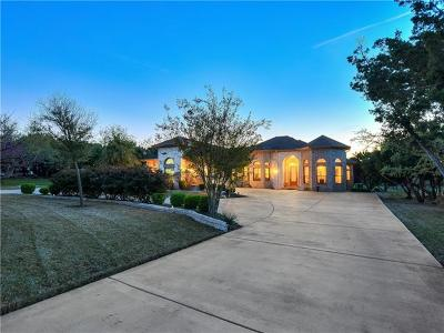 Leander Single Family Home Active Contingent: 1003 Overlook Bnd