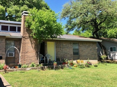 Austin Multi Family Home Pending - Taking Backups: 1804 Matthews Ln