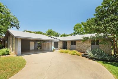 Travis County Single Family Home For Sale: 5607 Westminster Dr