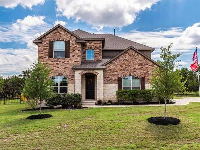 Dripping Springs Single Family Home For Sale: 530 Counts Estates Dr