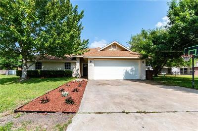 Lockhart Single Family Home Pending - Taking Backups: 1606 Sundown Blvd