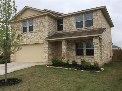 Bastrop Single Family Home For Sale: 105 Carbine Ct