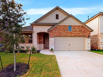 Hays County, Travis County, Williamson County Single Family Home For Sale: 454 Patriot Dr