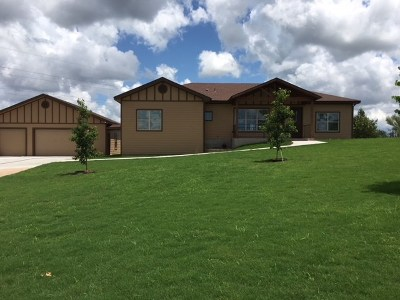 Bastrop Single Family Home For Sale: 109 Rowel Ct