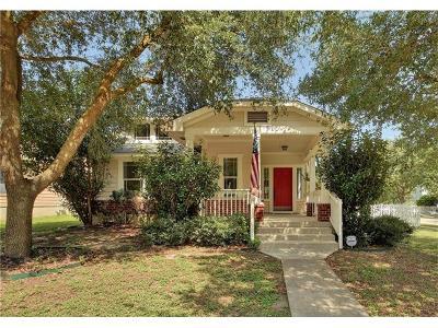 Kyle Single Family Home Pending - Taking Backups: 112 Schmidt