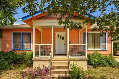 Zilker, Rabb Inwood Hills, West End Add, Barton Spgs Heights, Barton Terrace Condo, Stoval, Geo H, Barton Heights A, Barton Heights B, Barton Heights B Annex, Sun Terrace, South Lund South Single Family Home For Sale: 2010 Oxford Ave