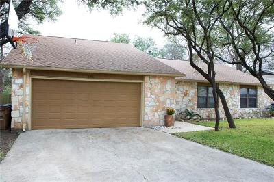 Austin Single Family Home For Sale: 8911 Bubbling Springs Trl