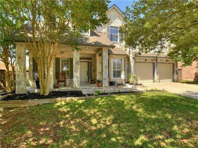 Manor Single Family Home For Sale: 13733 Shady Ridge Ln