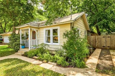 Austin Single Family Home For Sale: 745 Cherico St