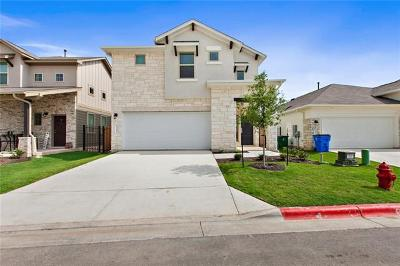 Austin Single Family Home For Sale: 1218 Falconer Way