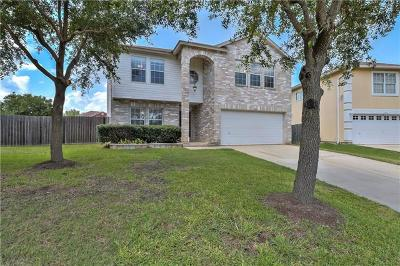 Cedar Park Single Family Home For Sale: 2201 Little Tree Bnd