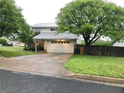 Single Family Home For Sale: 8410 Roan Ln