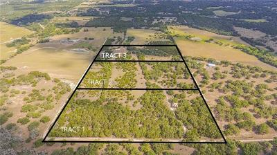 Burnet County Farm For Sale: 003 County Road 323