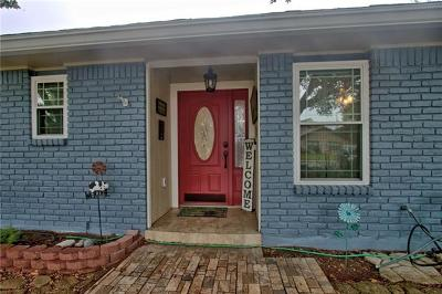 New Braunfels Single Family Home For Sale: 410 W Tanglewood Dr