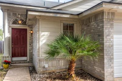 Austin Single Family Home For Sale: 11207 Canterbury Tales Ln