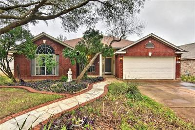 Austin TX Single Family Home For Sale: $380,000